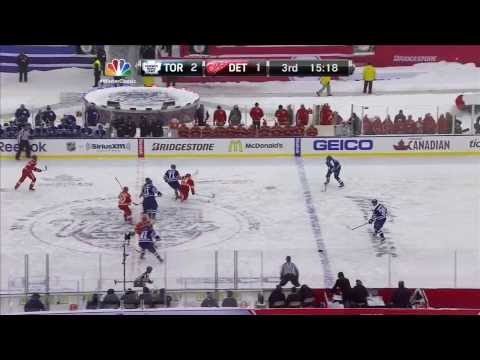 Winter Classic 2014 Toronto vs Detroit