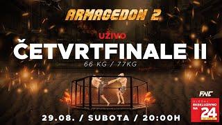 ARMAGEDON 2 | Četvrtfinale