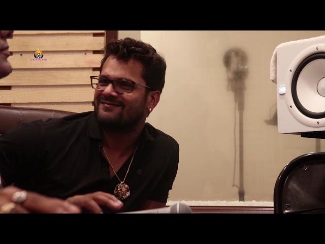 खेसारी लाल यादव की भोजपुरी फिल्म बाप जी का गाना रिकॉर्डिंग का फुल वीडियो वायरल भोजपुरी ADDA