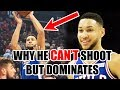Why Ben Simmons CAN'T Shoot But DOMINATES The NBA