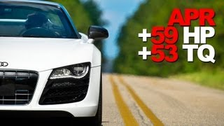 APR Audi R8 V10 ECU Upgrade