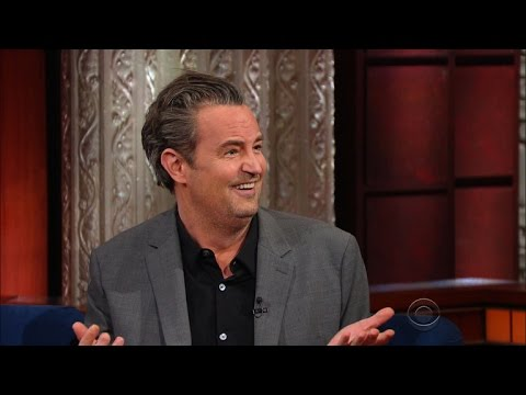 Matthew Perry Doesn't Know When Thomas Lennon Is Acting