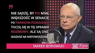 M. Borowski o brexicie: to referendum pokazuje, jak można zamieszać ludziom w głowach
