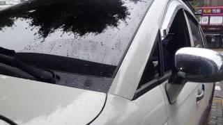 쌍용 로디오스 무동력터보 정품 차량에 현대 쏘나타 2개…
