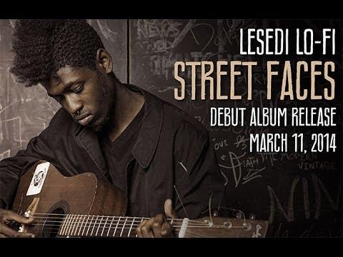 Lesedi Lo-Fi's Street Faces