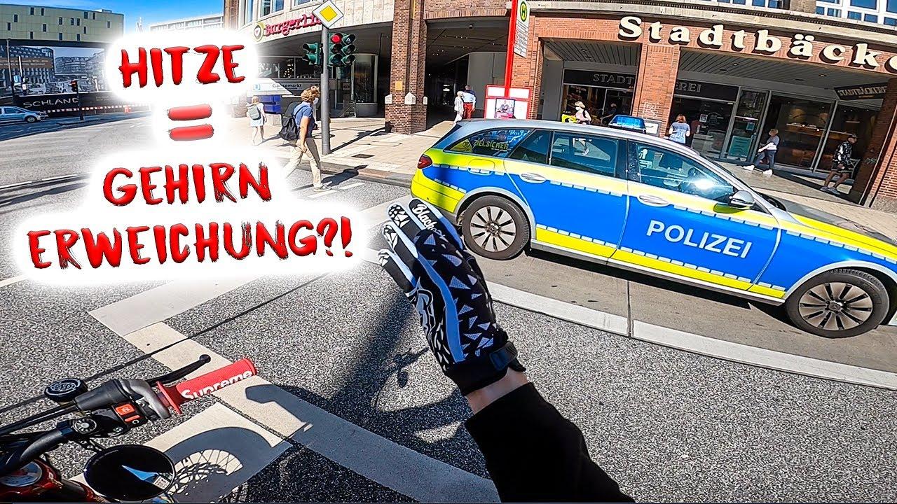 Was ist nur wieder los in Hamburg?!