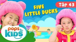 Mầm Chồi Lá Tập 43 - 🌟 Five Little Ducks 🌟