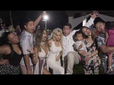 Lizzy and Ingel Sandos Playacar GoPro Wedding/Anniversary Video