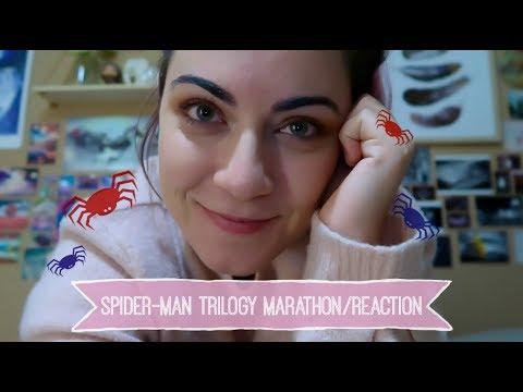 Play SPIDER-MAN TRILOGY MARATHON/REACTION