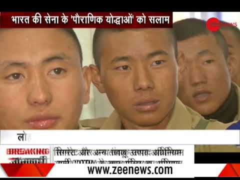 Watch story on Naga Regiment's bravery, youngest regiment of Indian Army