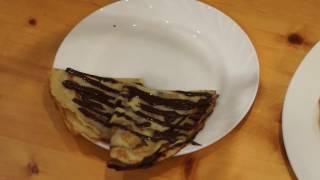 Блины из рисовой муки без глютена и казеина/Rice pancakes gluten free, lactic-casein free