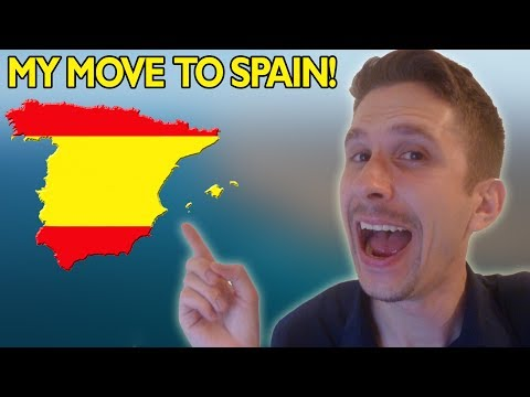 Thumbnail: Talking In 7 Languages About My Move To Spain