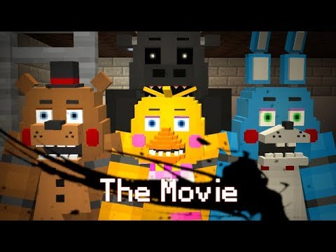 RE-UPLOAD: MINE Nights at Freddy's FACTORY | Season 2 | FNAF Minecraft Roleplay Movie