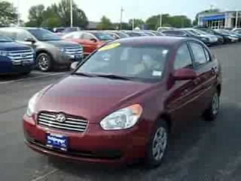 2008 Hyundai Accent Review - Stock # 483101 - Schimmer of Peru