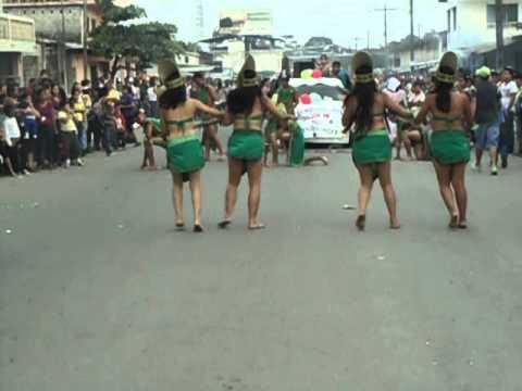 Grupo Entidades - Tobas Canton Puerto Quito
