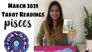 मीन राशि Meen Rashi | Pisces | Rashifal Predictions for MARCH 2021 | Rinky Punjabi