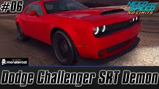 Need For Speed No Limits: Dodge Challenger SRT Demon | Unleashed (Chapter 6 - Good Old Days)