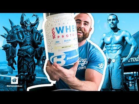 supplement-unboxing- -bajheera's-bodybuilding-prep-supplements