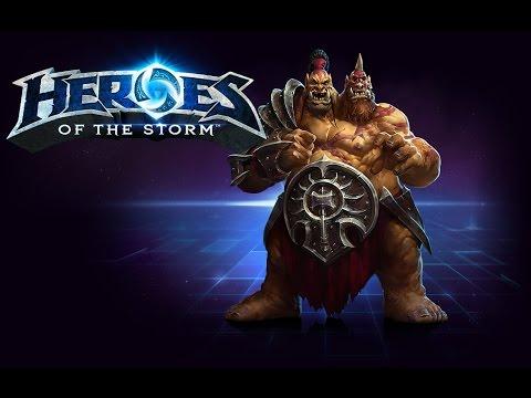 видео: Чо'Галл в hots: один герой - два игрока [heroes of the storm]