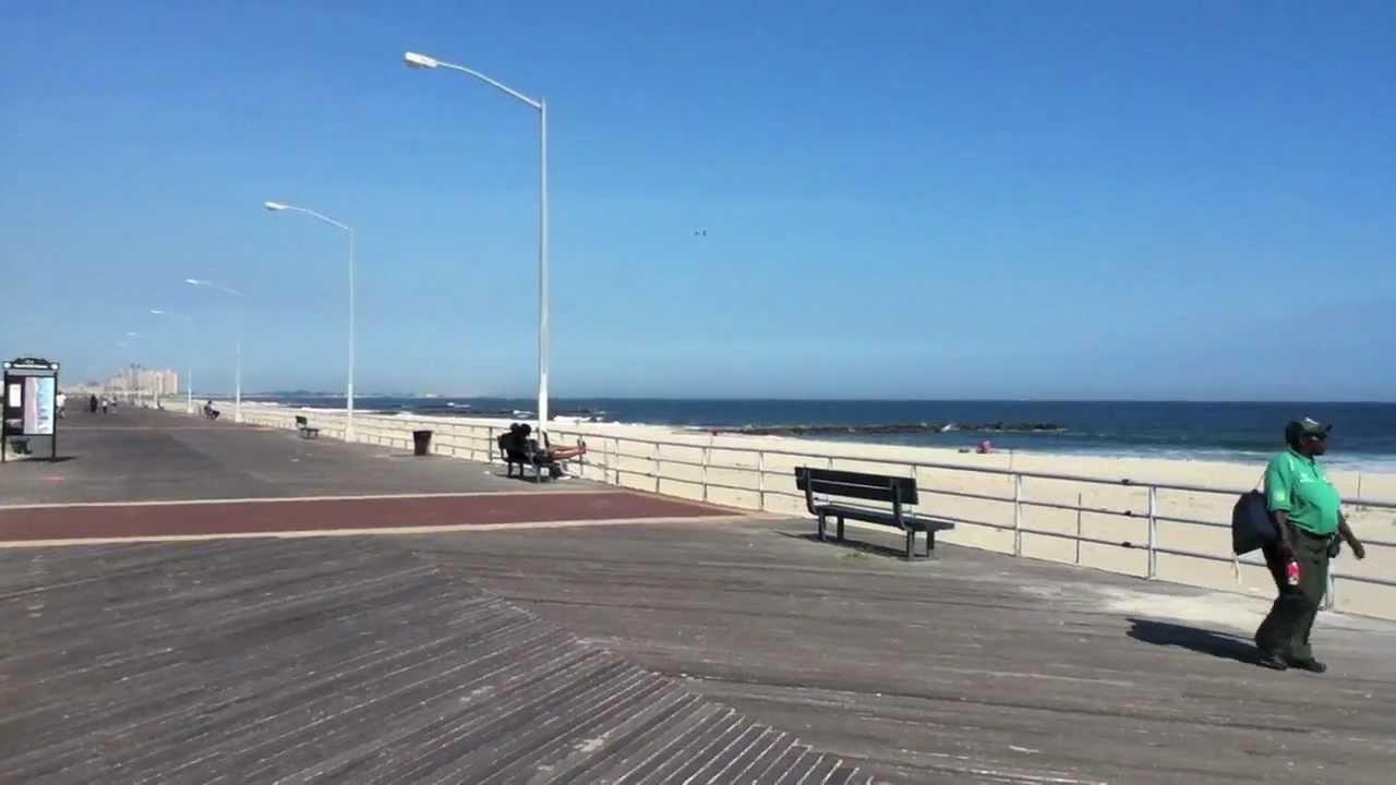 Nyc Rockaway Beach Boardwalk