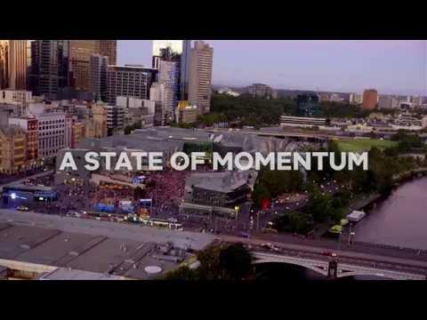 Victoria, a State of Momentum