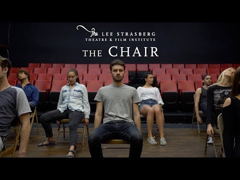 New York Lee Strasberg The Chair