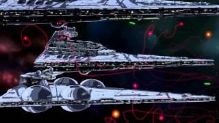 «Звёздные войны» в стиле аниме 1980-х годов