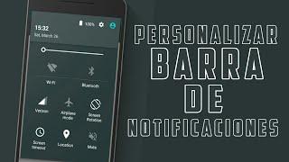 PERSONALIZAR BARRA DE NOTIFICACIONES EN ANDROID | MATERIAL STATUS BAR PRO (APK)