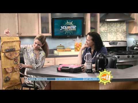 Maria Menounos Interview