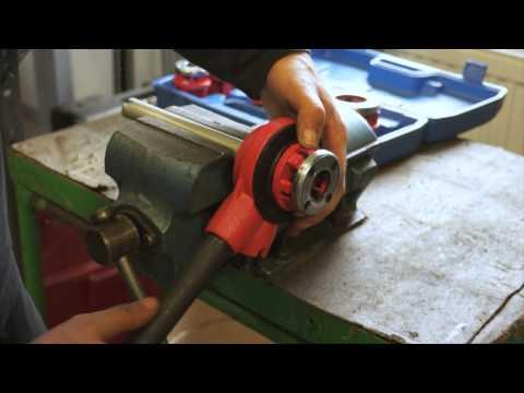 Lincos®  MG50706 Rohr-Gewindeschneidsatz, 1/4