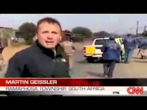 #Xenophobia South Africans Killing Foreigners CC CNN