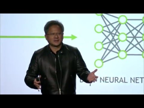 CES 2016: The NVIDIA AI Platform (part 4)