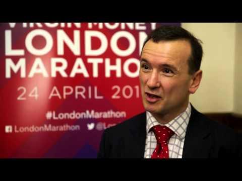Virgin Money London Marathon |  Alun Cairns MP aiming for new personal best