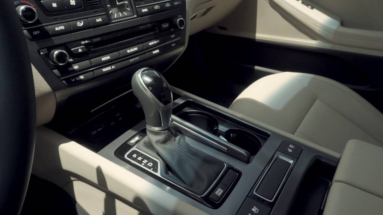 How To Use The Drive Mode On 2016 Hyundai Genesis