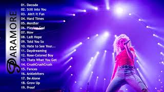 Best Of Paramore - Paramore Greatest Hits 2018