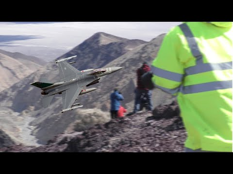 STAR WARS CANYON F-16s