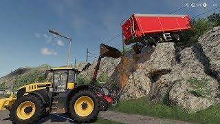 Mały Wypadek Przy Pracy E39 | Farming Simulator 19