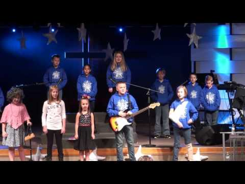 Children's Christmas Musical 2015