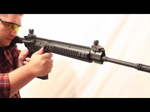 Winchester MP4 CO2 BB/Pellet Rifle