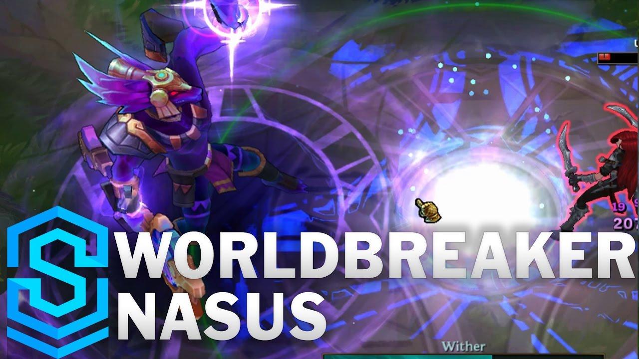 Lol Worldbreaker Nasus