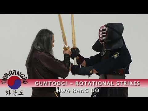 Hwa Rang Do Gumtoogi Sword Fighting, By GM Taejoon Lee