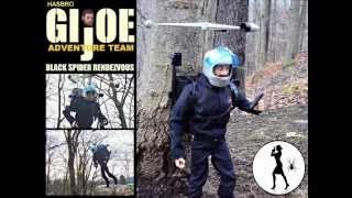 GI Joe Adventure Team - Black Spider Rendezvous