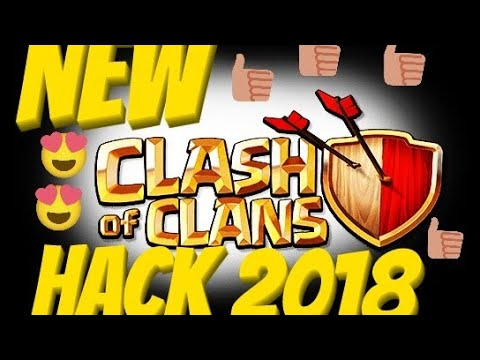 How to hack Clash of Clans april 2018 [Legit]