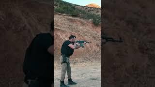 Ak47- AKM- Kalaşnikof- Keleş- Seri Atış