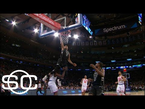 Giannis, LeBron, Russ: The top dunks of the 2017-18 NBA season