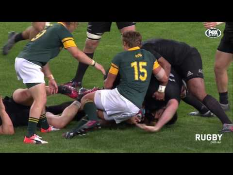 All Blacks take Springboks apart in Durban