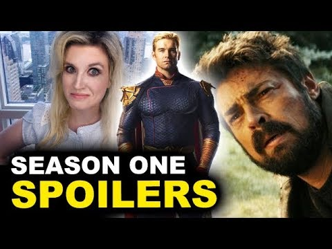 Download The Boys Spoiler Review - Ending Explained