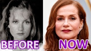 Woman and Time:  Isabelle  Huppert