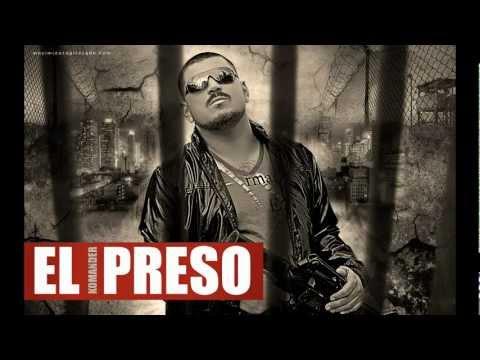El Komander - El Preso ** ESTUDIO  ESTRENO 2012 **