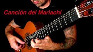 Canción del Mariachi - Ben Woods - Flamenco  Guitar version